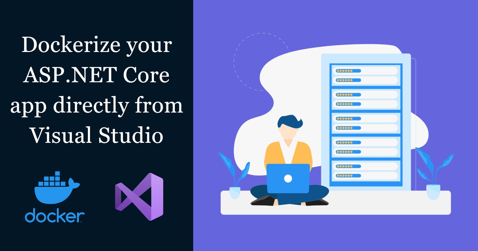 How to Dockerize your ASP.NET Core app directly from Visual Studio