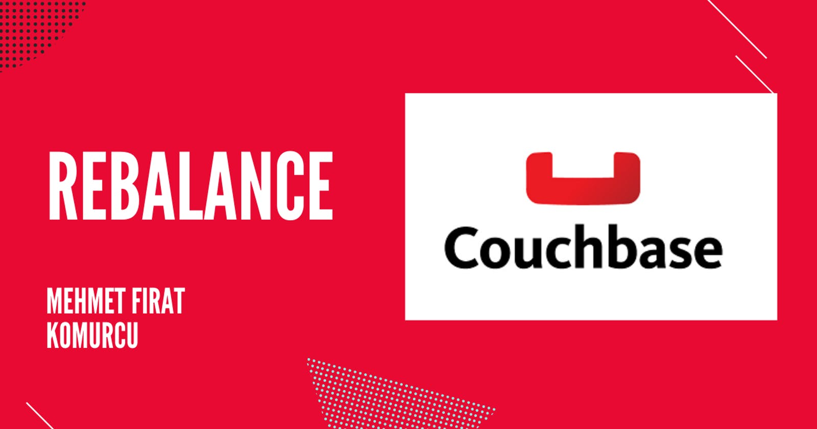 Couchbase: Rebalance
