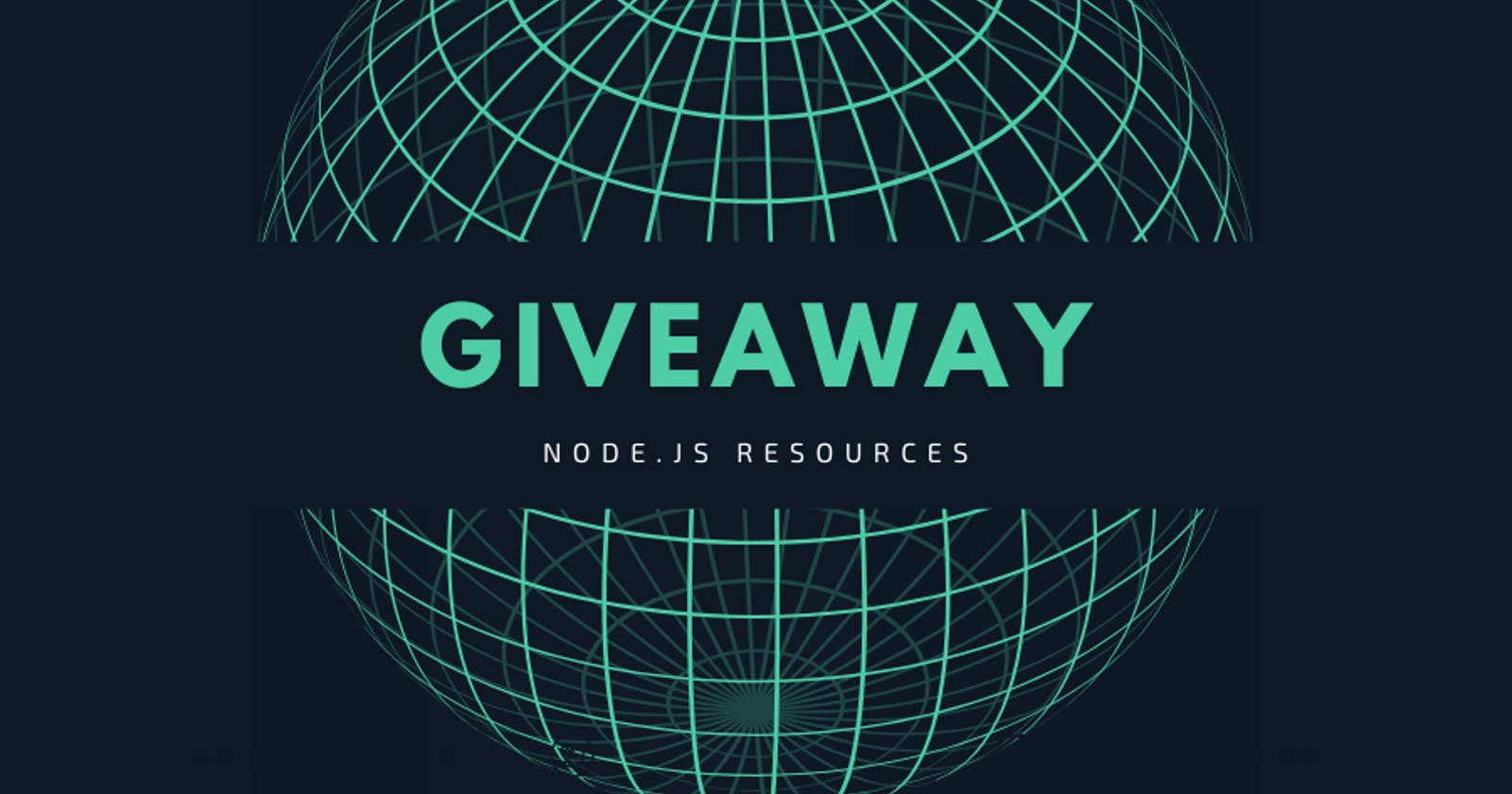 Free and Paid Node.js  Resources and a Giveaway