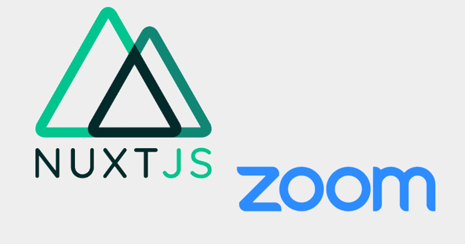 Zoom OAuth with a NuxtJS App, Part 2