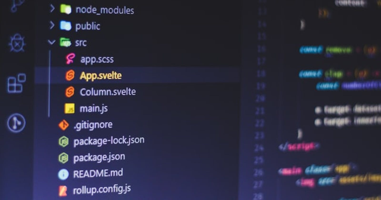 Svelte is a good way to hone your web dev chops