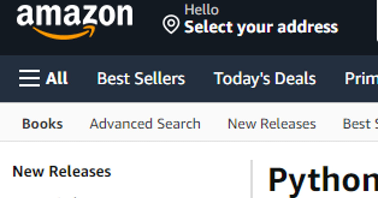 Querying the Amazon Product Data API using Python