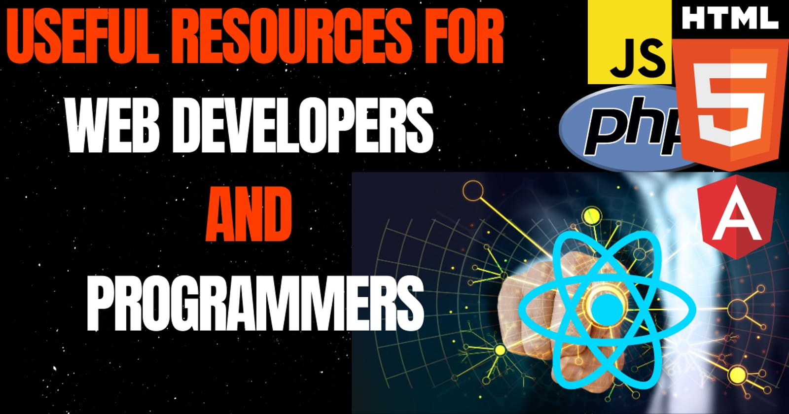 Useful Resources for Programmers and Web Developers