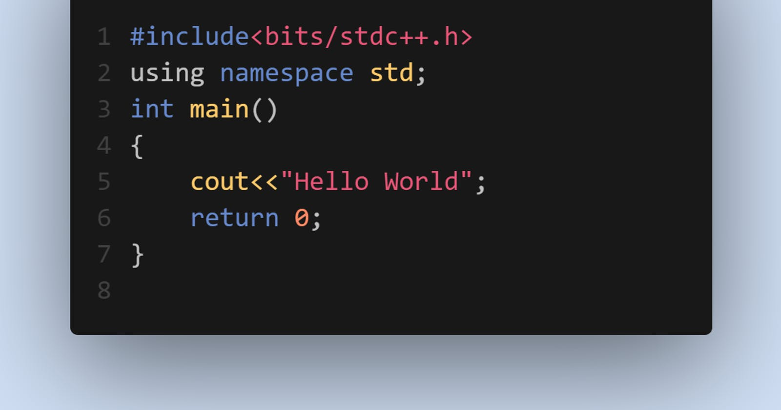 Code Snapshot: Share Your Code With Style
