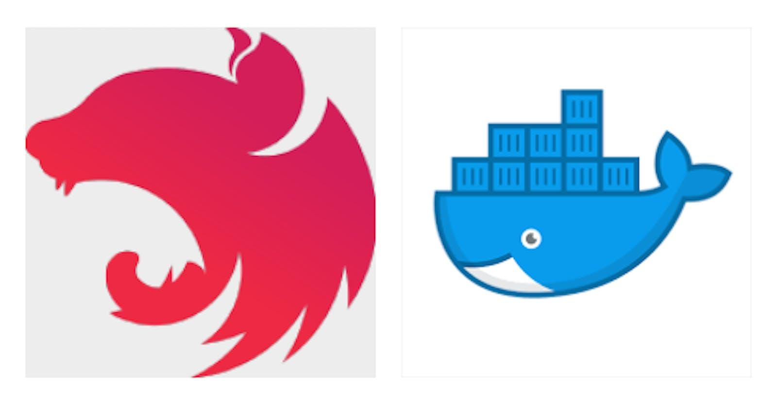 Dockerizing NestJs application for production