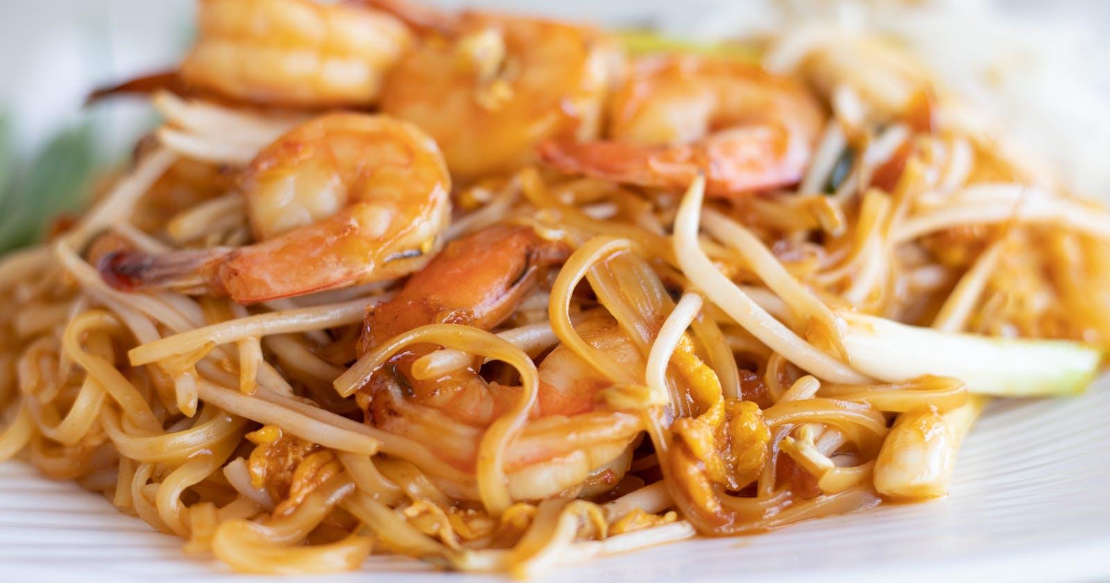 Using Python to Scrape Thai Food Data