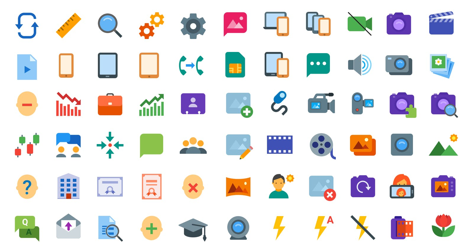 Icon systems for the web - an in-depth guide