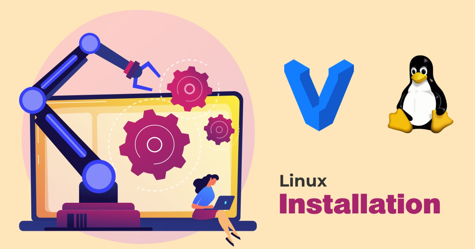 Automating Linux Installation using Vagrant and VirtualBox