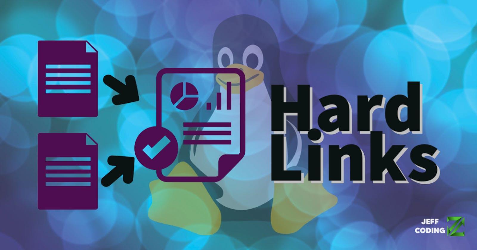 ¿Qué rayos es un hard link en Linux?