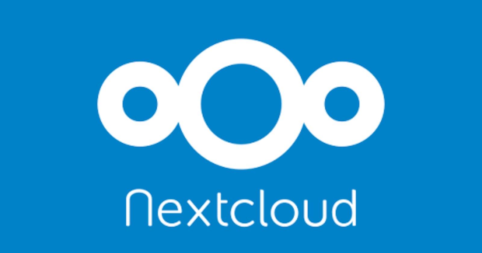 Cara membuat jail fail2ban untuk Nextcloud
