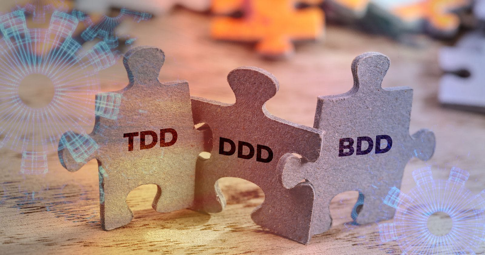 The Value at the Intersection of TDD, DDD, and BDD