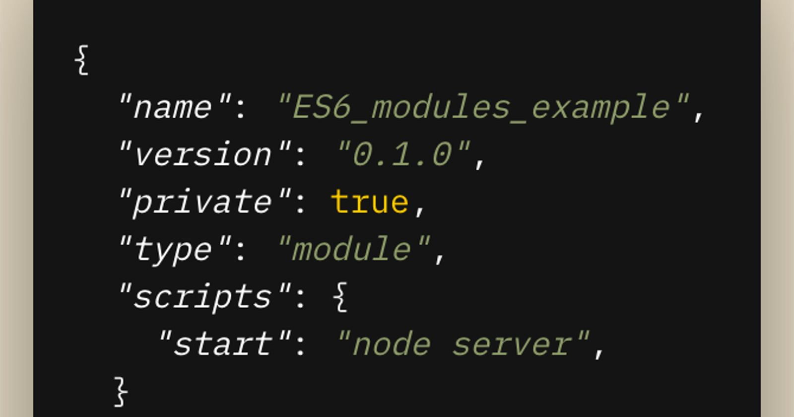 ES6 imports in NodeJS