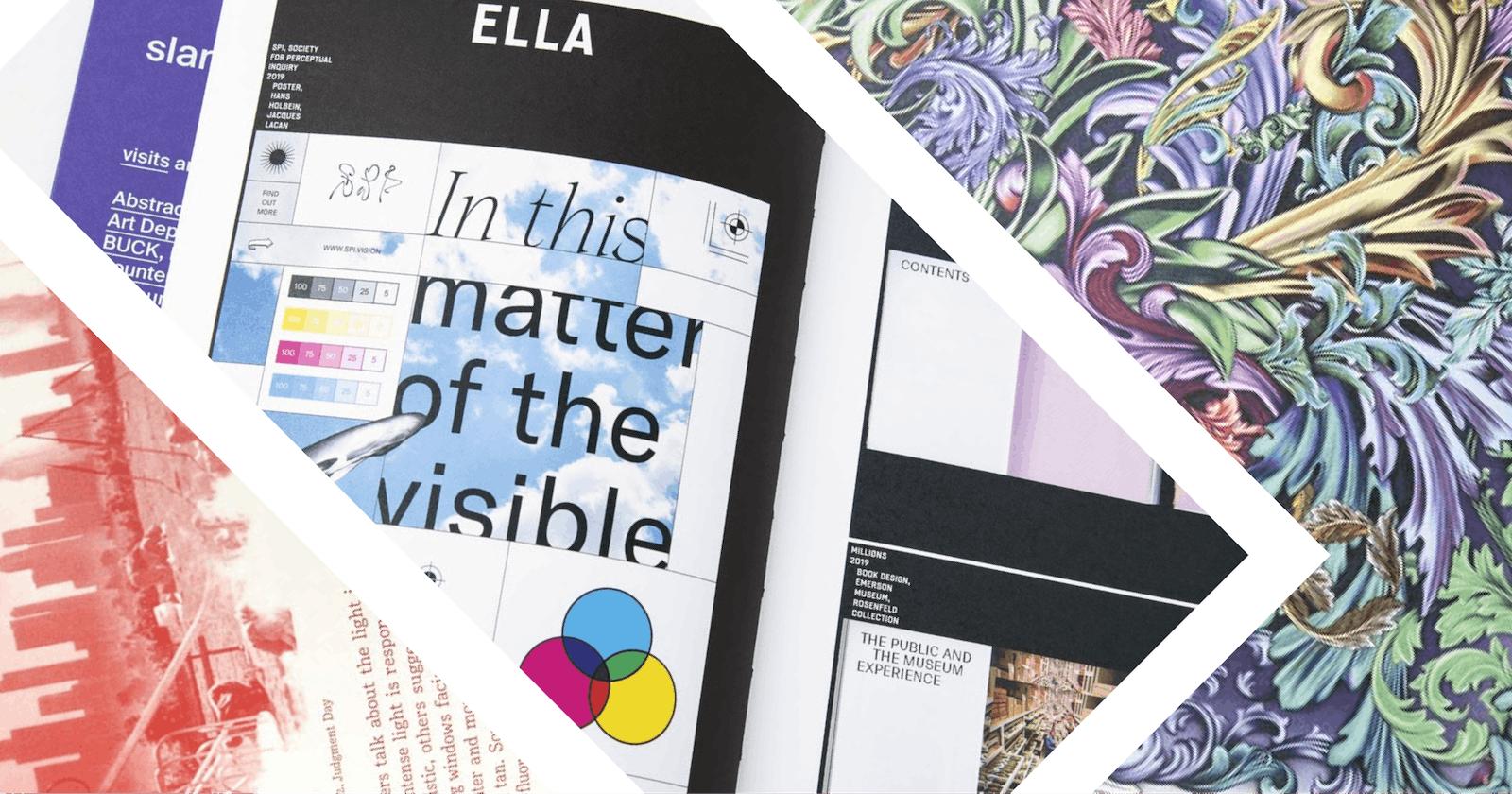March Editorial Design Inspiration