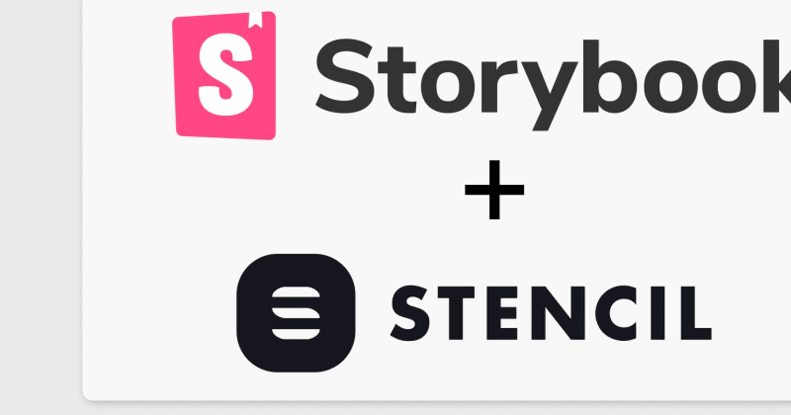 Run, Build & Deploy Stencil and Storybook From One Repository