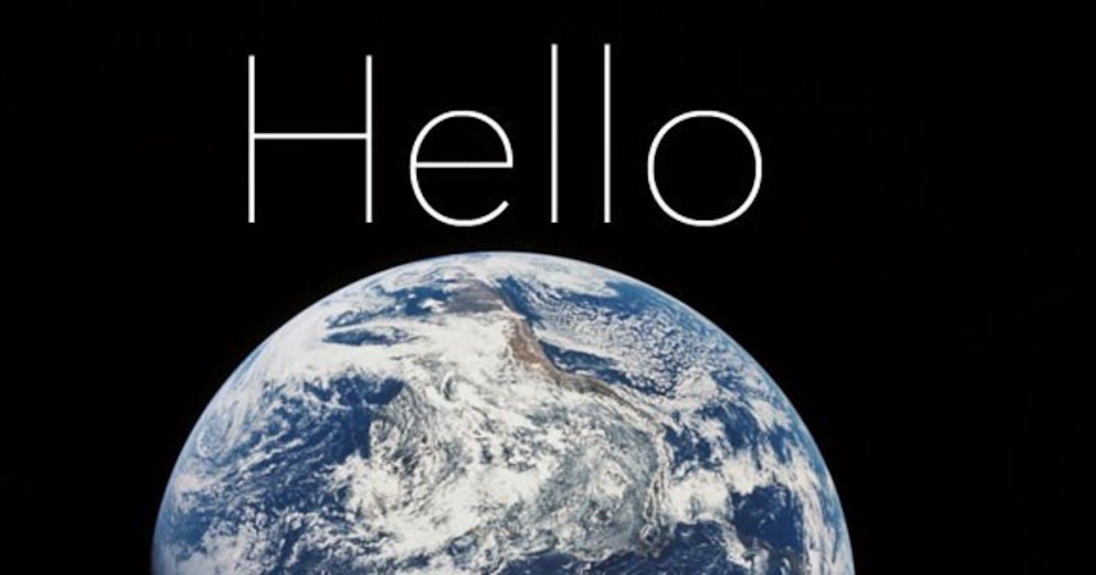 The @platform Flutter Demo Apps Revealed: at_hello_world