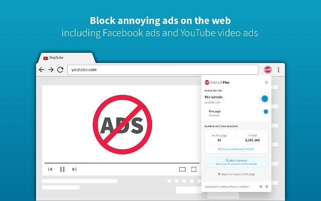 Adblock Plus image