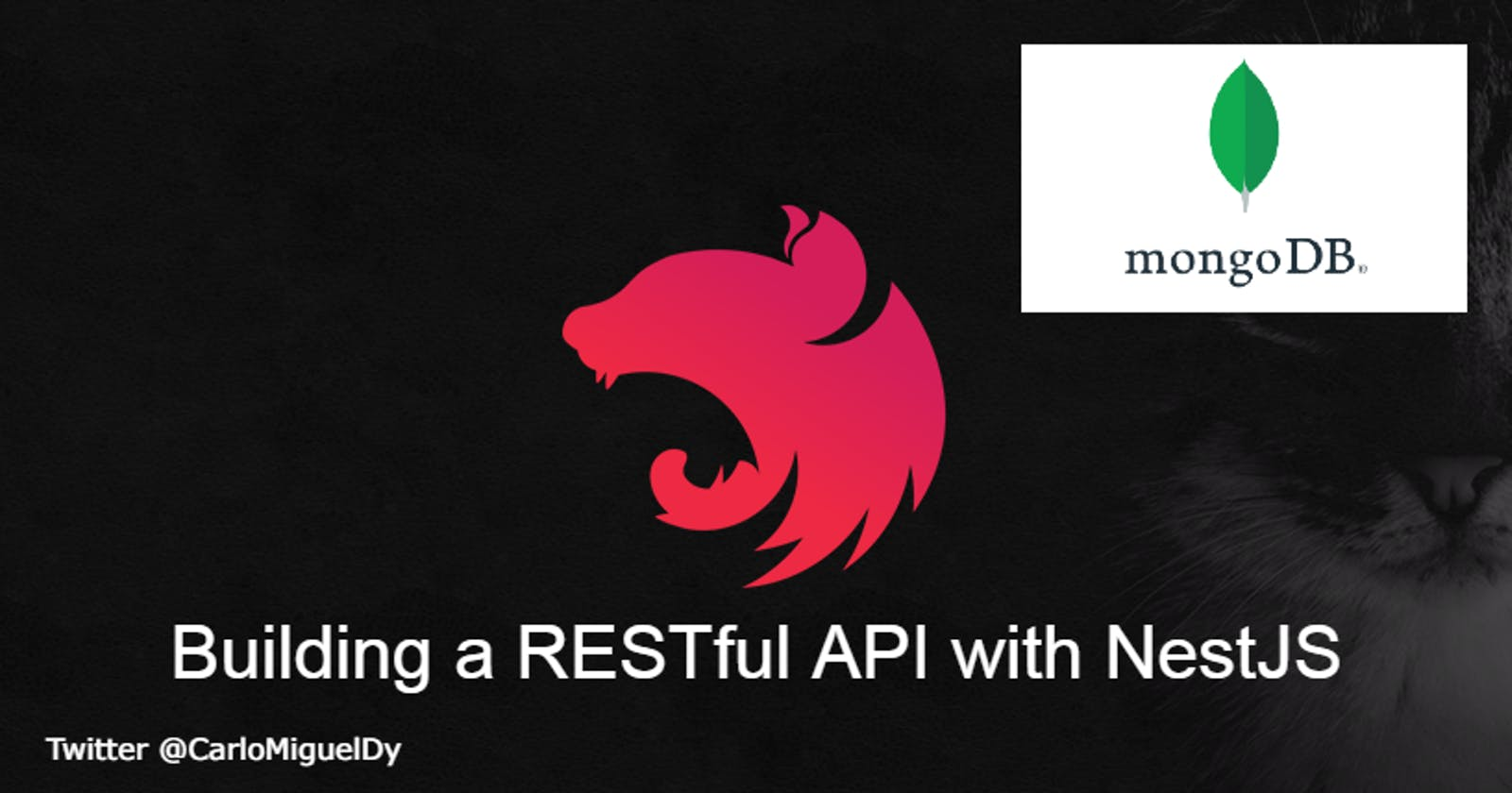 Building a RESTful API with NestJS and MongoDB (Mongoose)