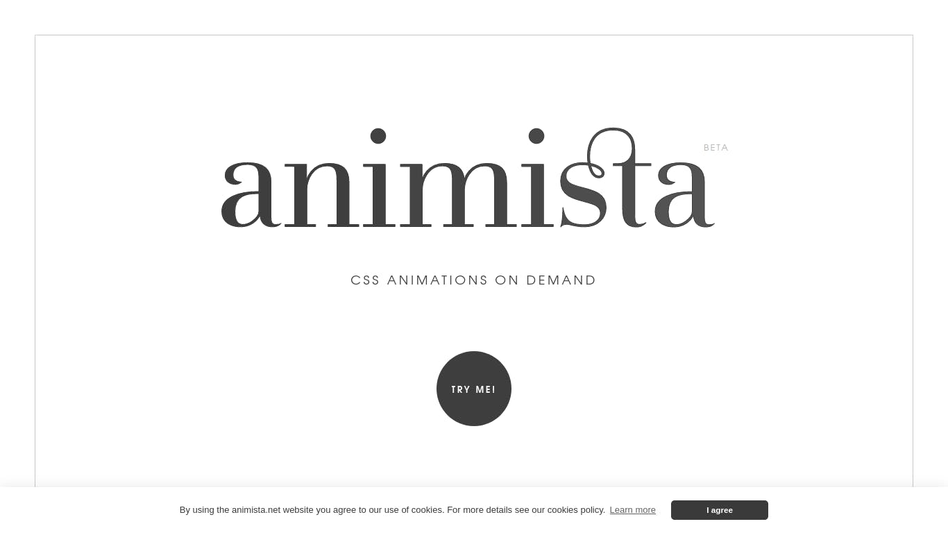 Some Website for CSS animations