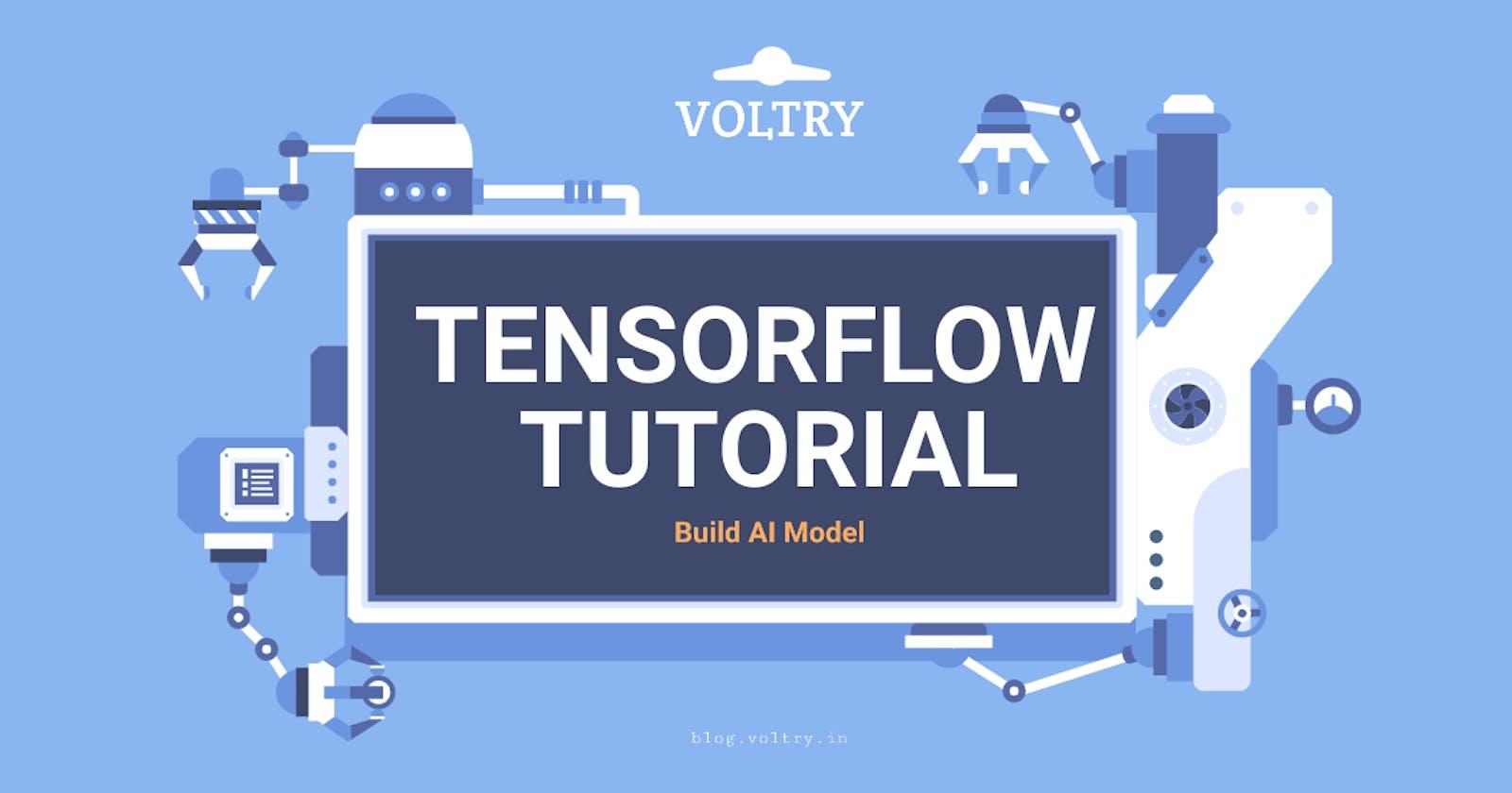 Understanding Perceptron & Implementation using Tensorflow