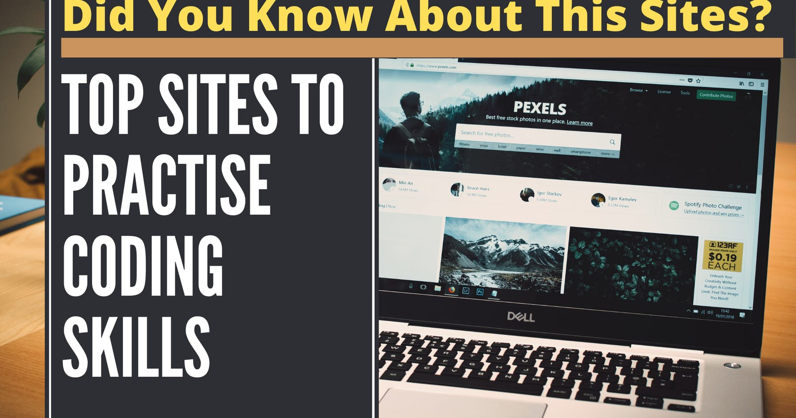 Websites To Practice your Skills - A list of less known site