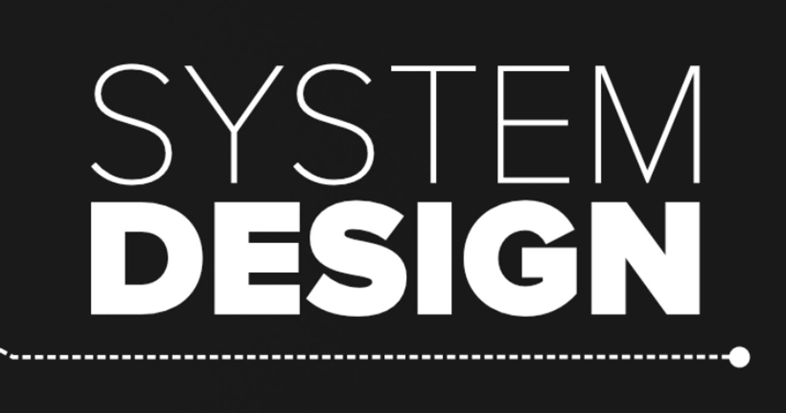 4 Steps to crack your next System Design Interview