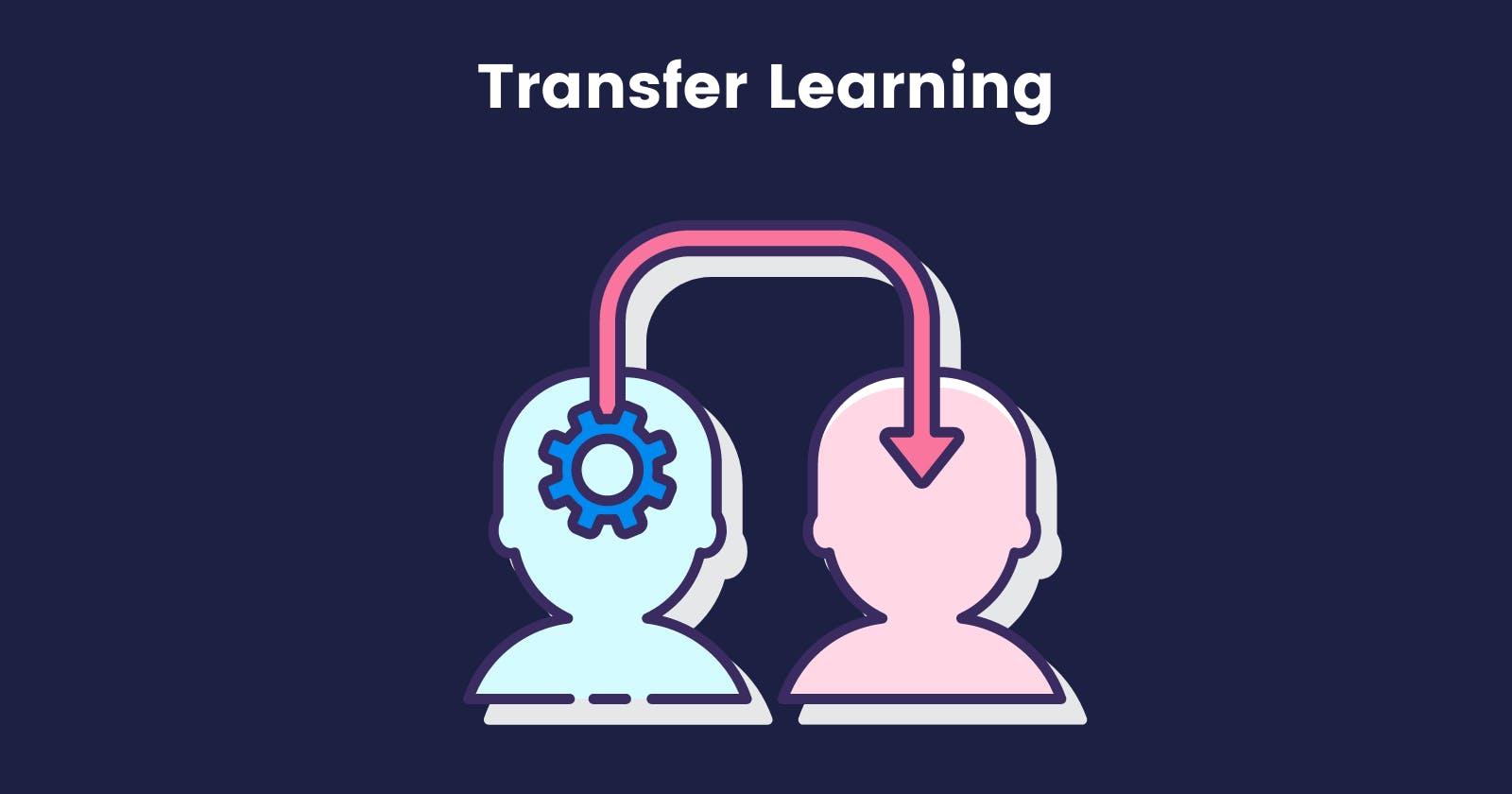Transfer Learning Explained