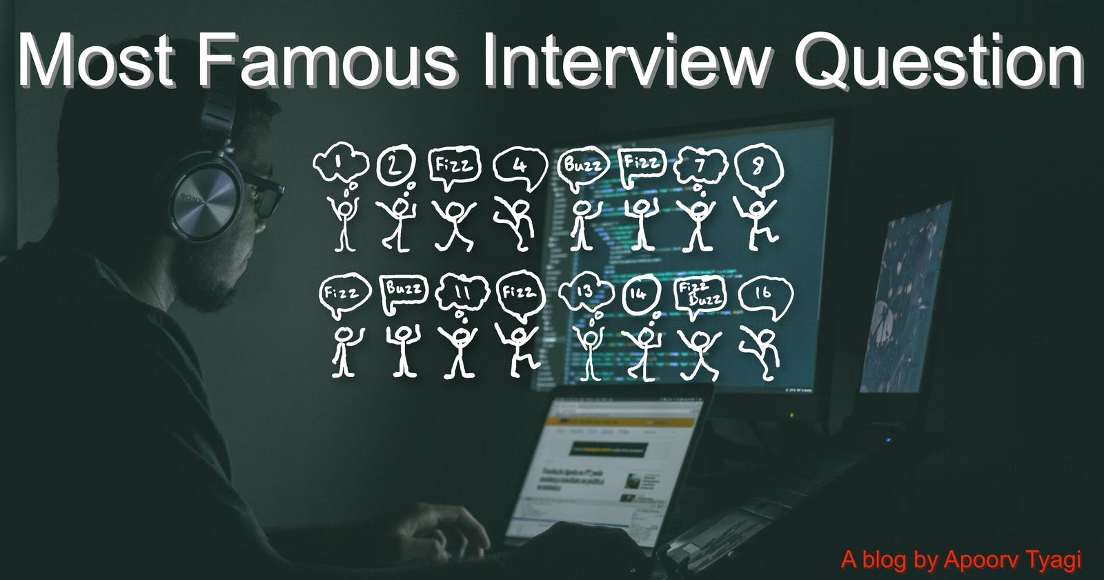 The Most Famous Coding Interview Question