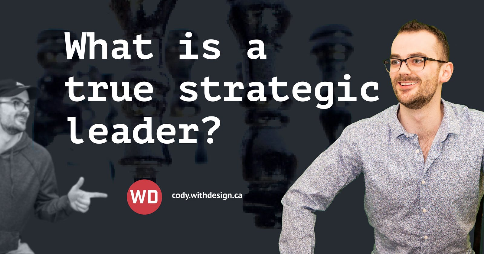Defining what a true strategic leader is in a startup environment. (Remote or In-Office).
