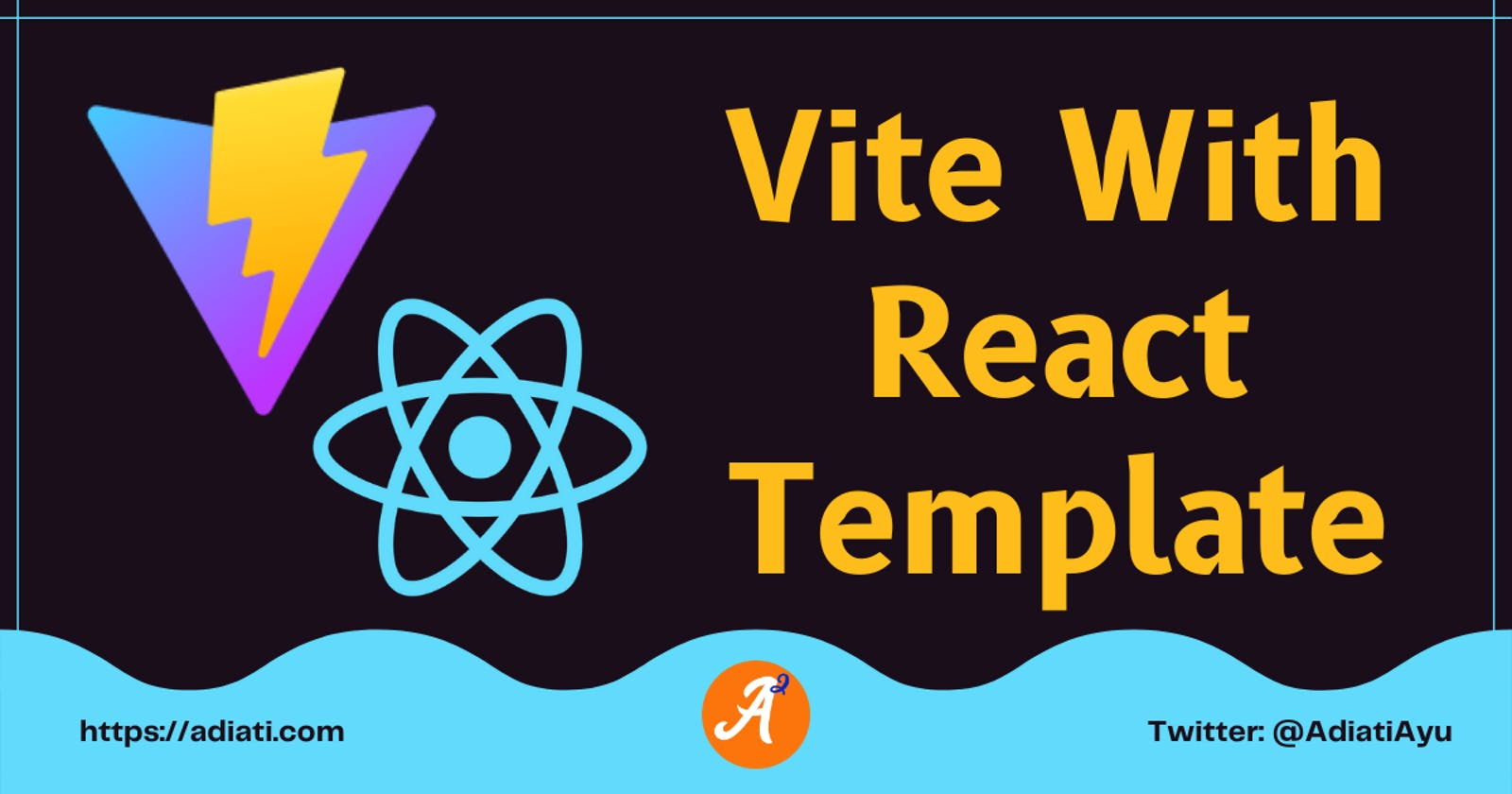 Vite With React Template