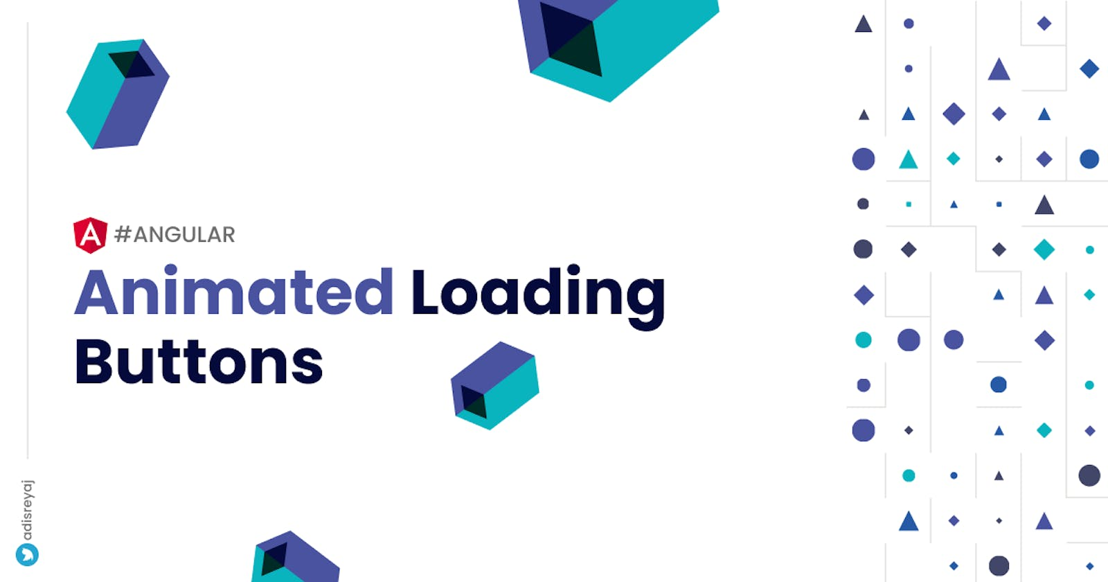Creating buttons with custom loading animations in Angular - Simple and Easy!