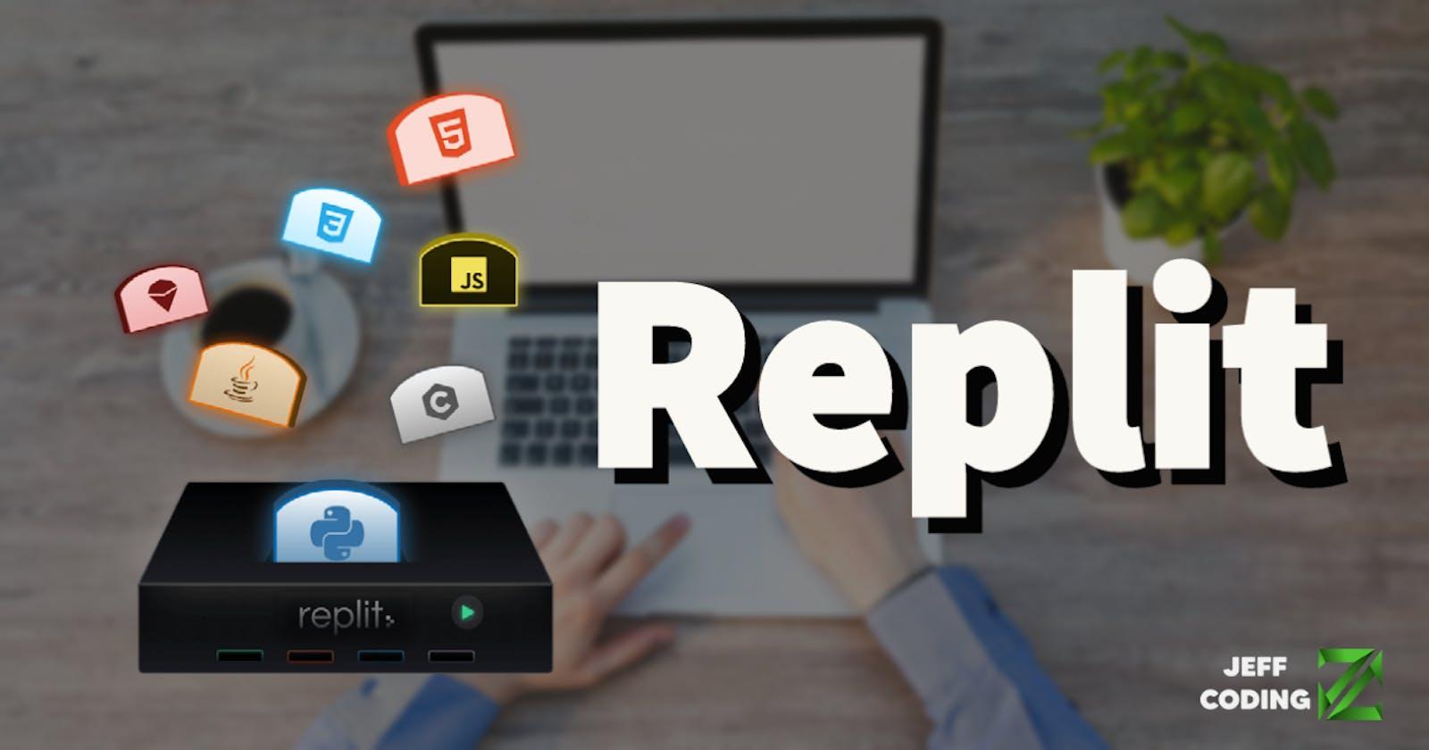 Replit: un IDE en tu navegador
