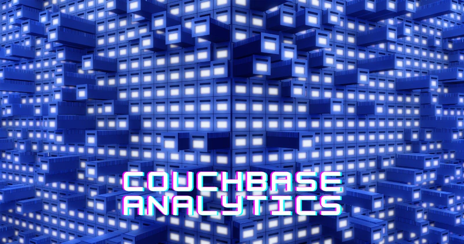 Exploring Couchbase Analytics Service