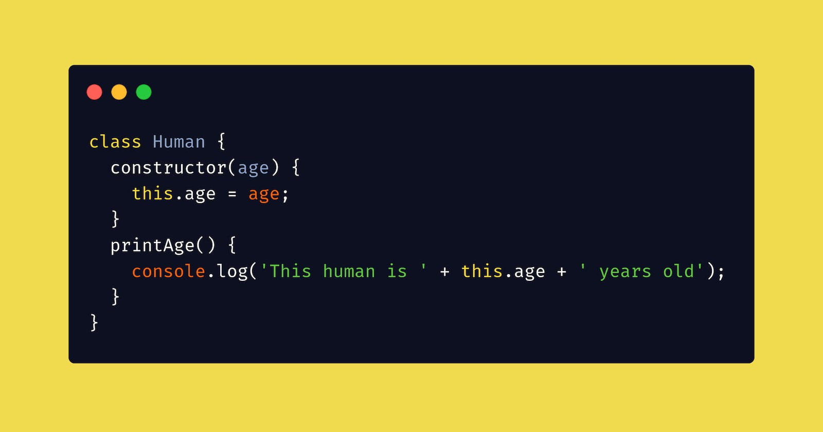 How To Use Classes in JavaScript