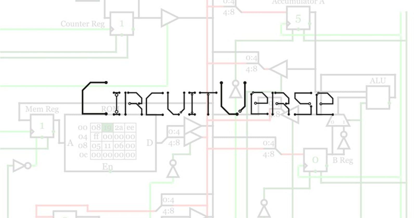 Exploring CircuitVerse