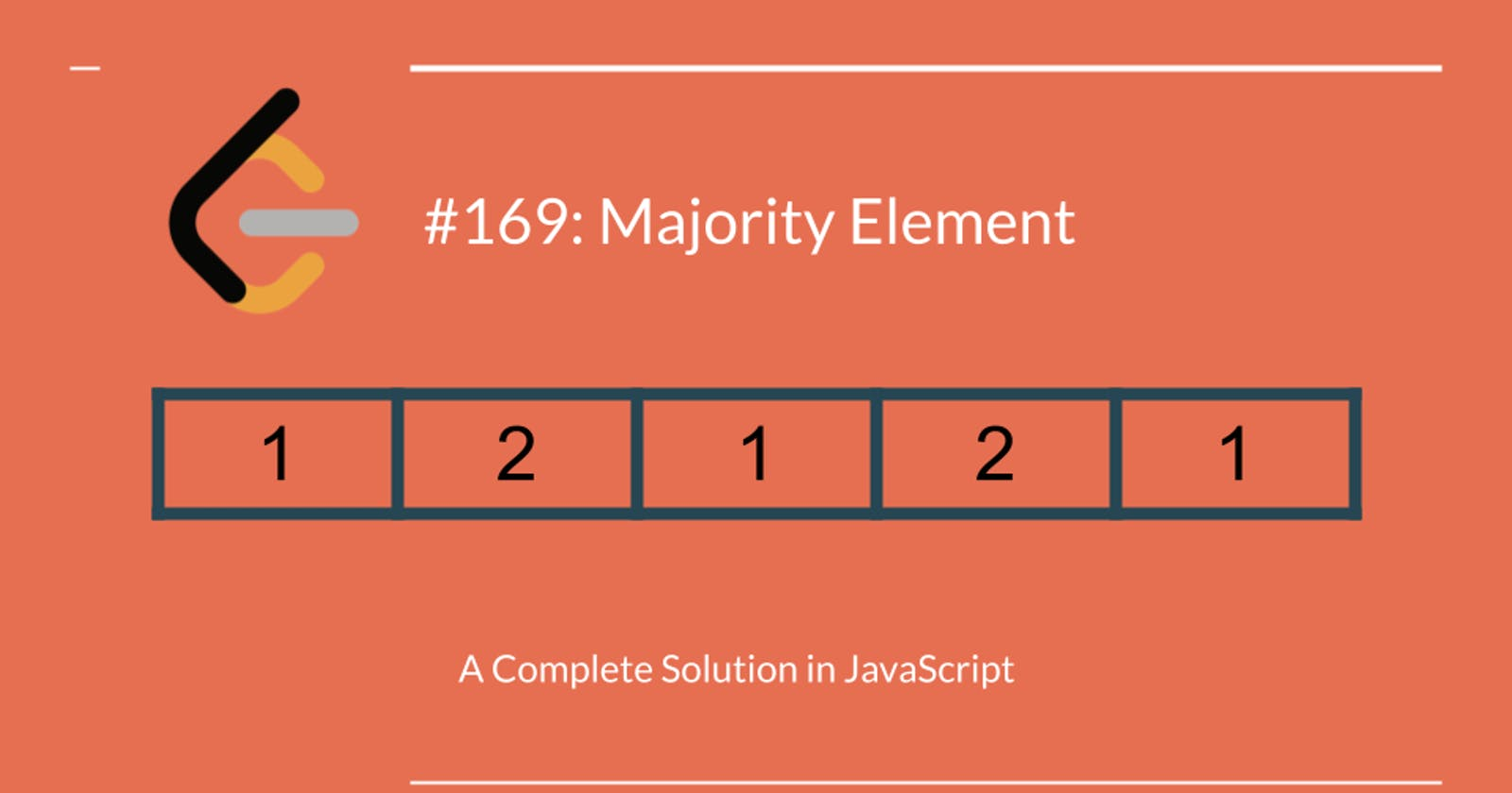 Find the Majority Element