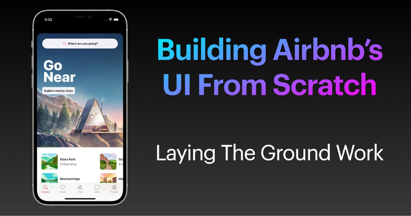 Building Airbnb's UI From Scratch - Part 1