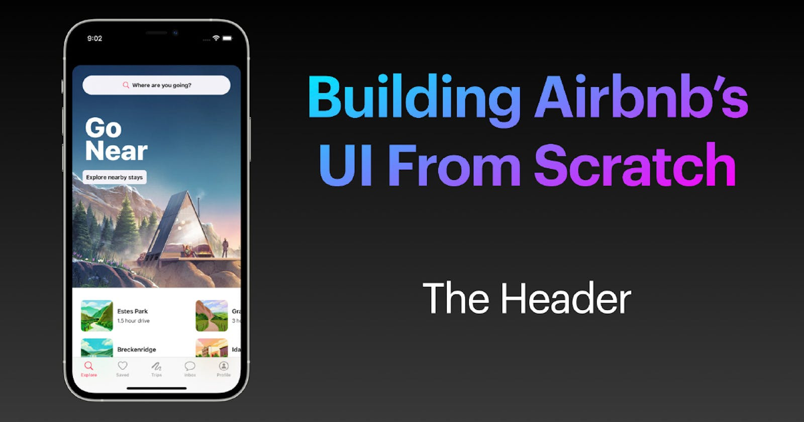 Building Airbnb's UI From Scratch - Part 6