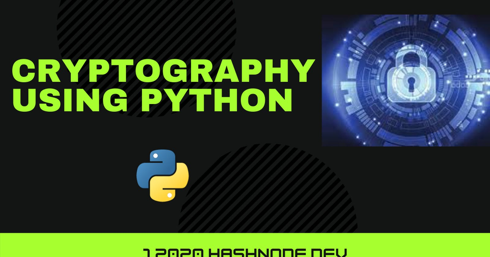 Cryptography with Python using Fernet