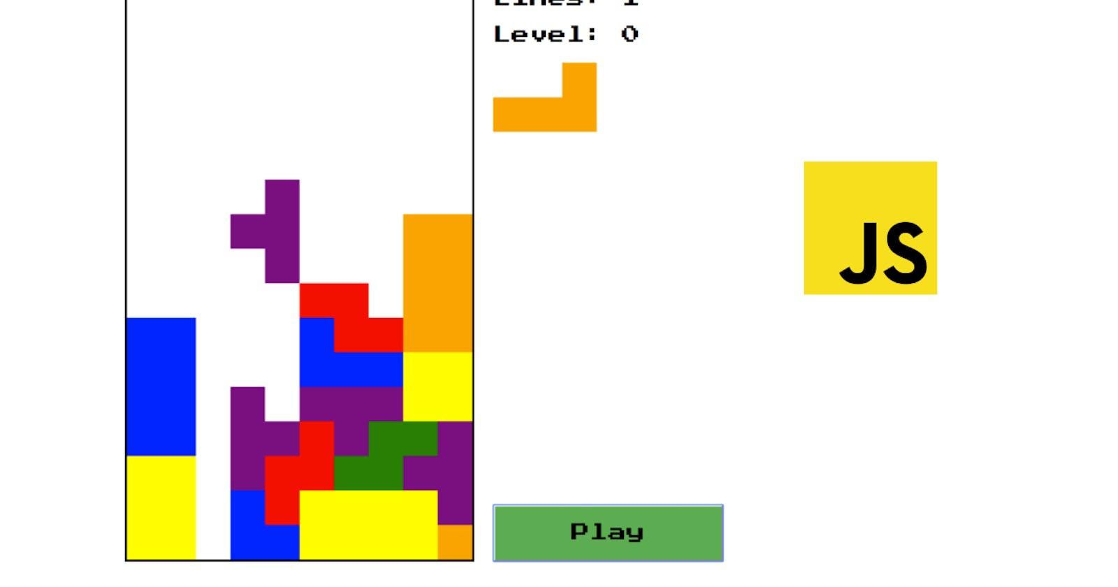 Learning Modern JavaScript with Tetris