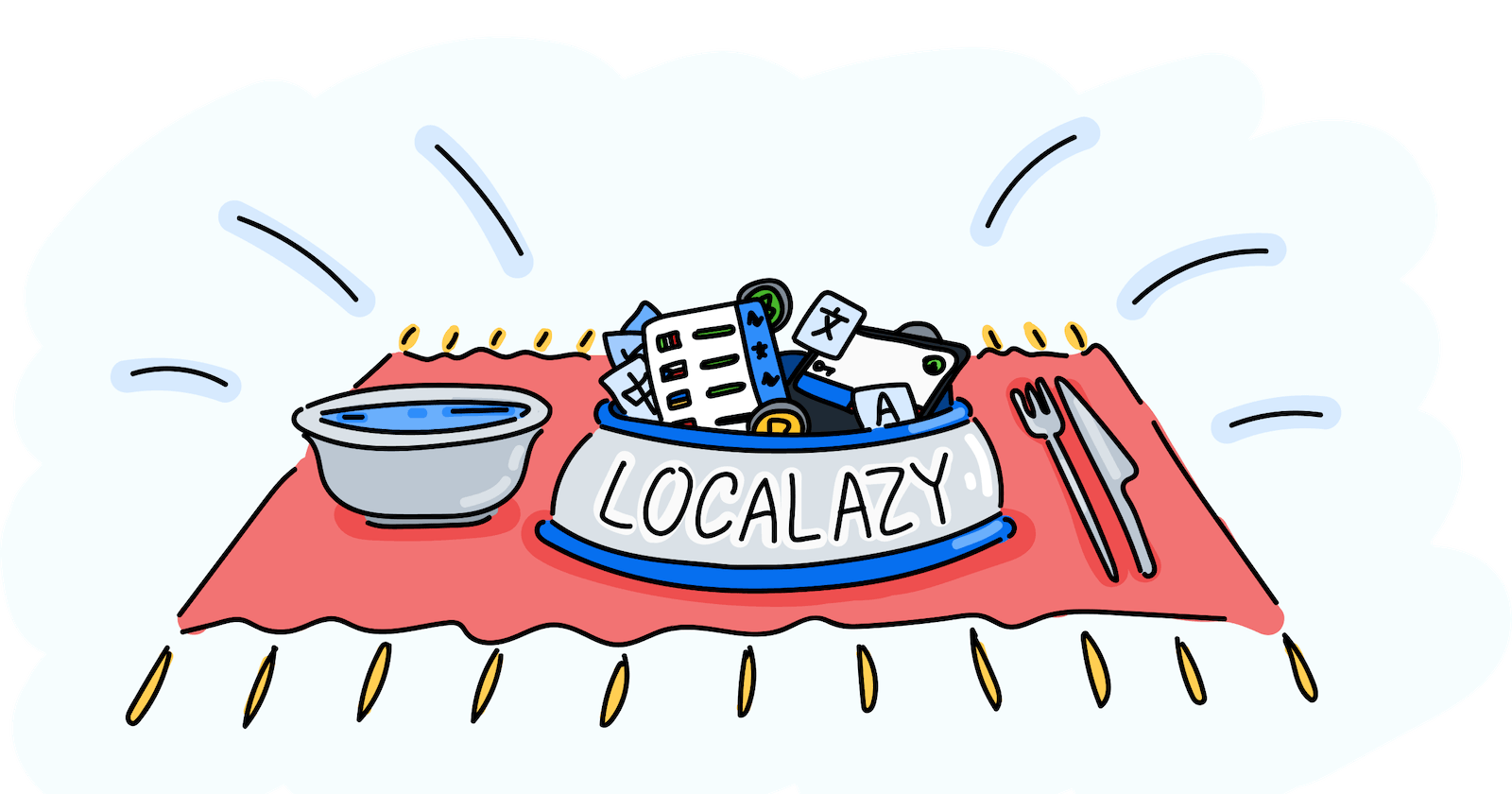 The passion and the dogfooding of Localazy