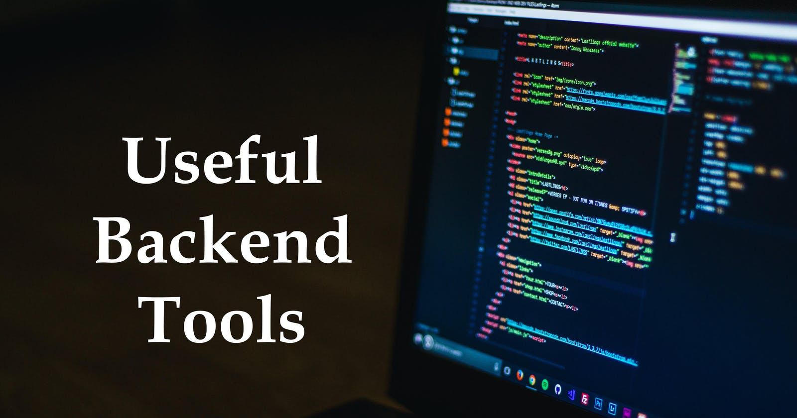 Best Tools for Backend Developers