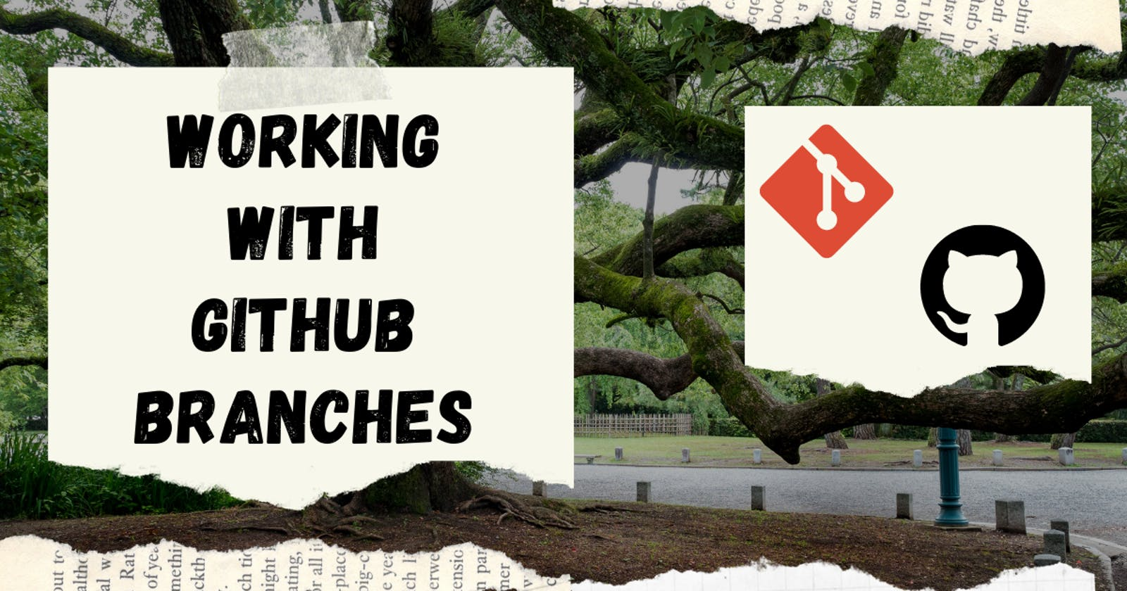 Working with GitHub Branches
