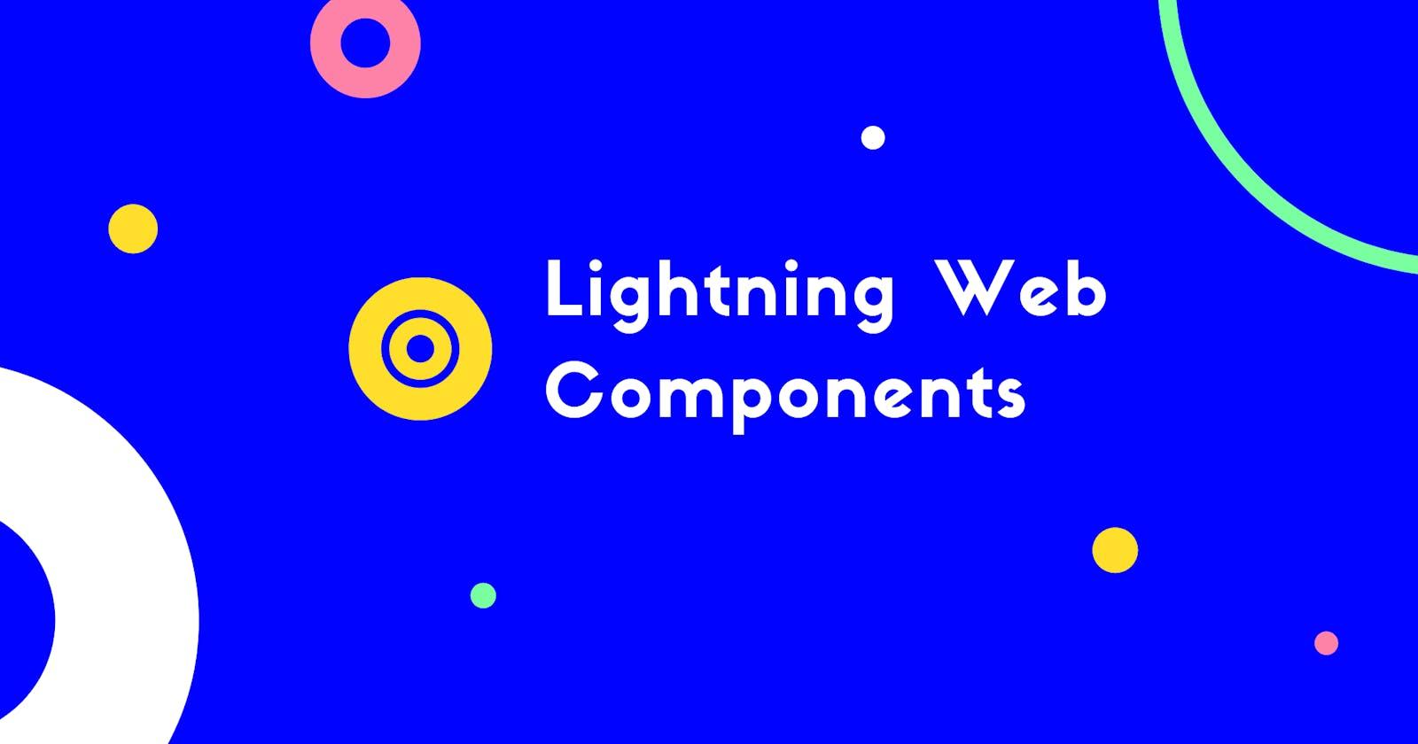 Lightning web components - Rendering Lists