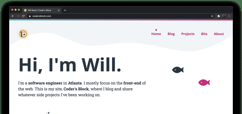 Will's profile