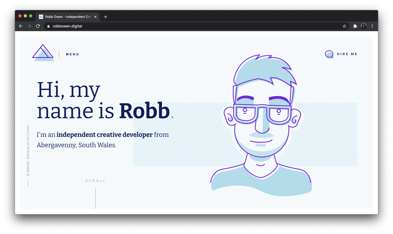 Robb's Portfolio