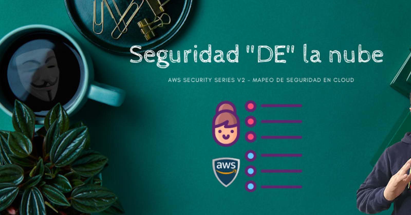 """Seguridad """"DE"""" la nube"""
