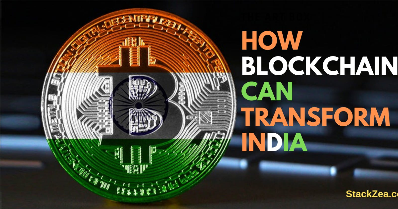 How Blockchain can transform a country like India?