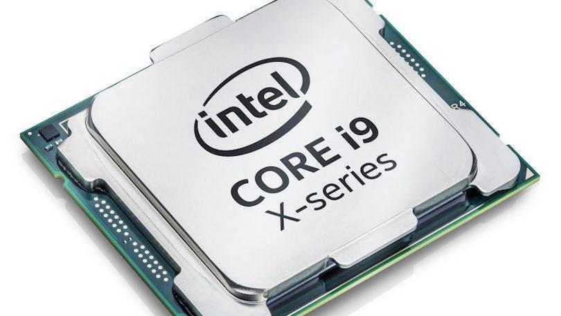 Intel Core i9 X-Series CPU/Processor