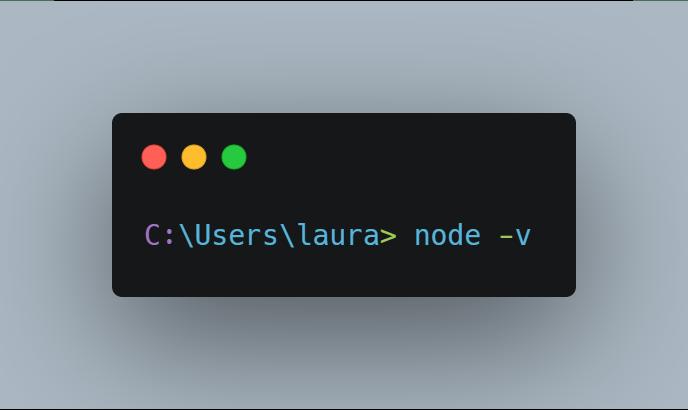 check for node