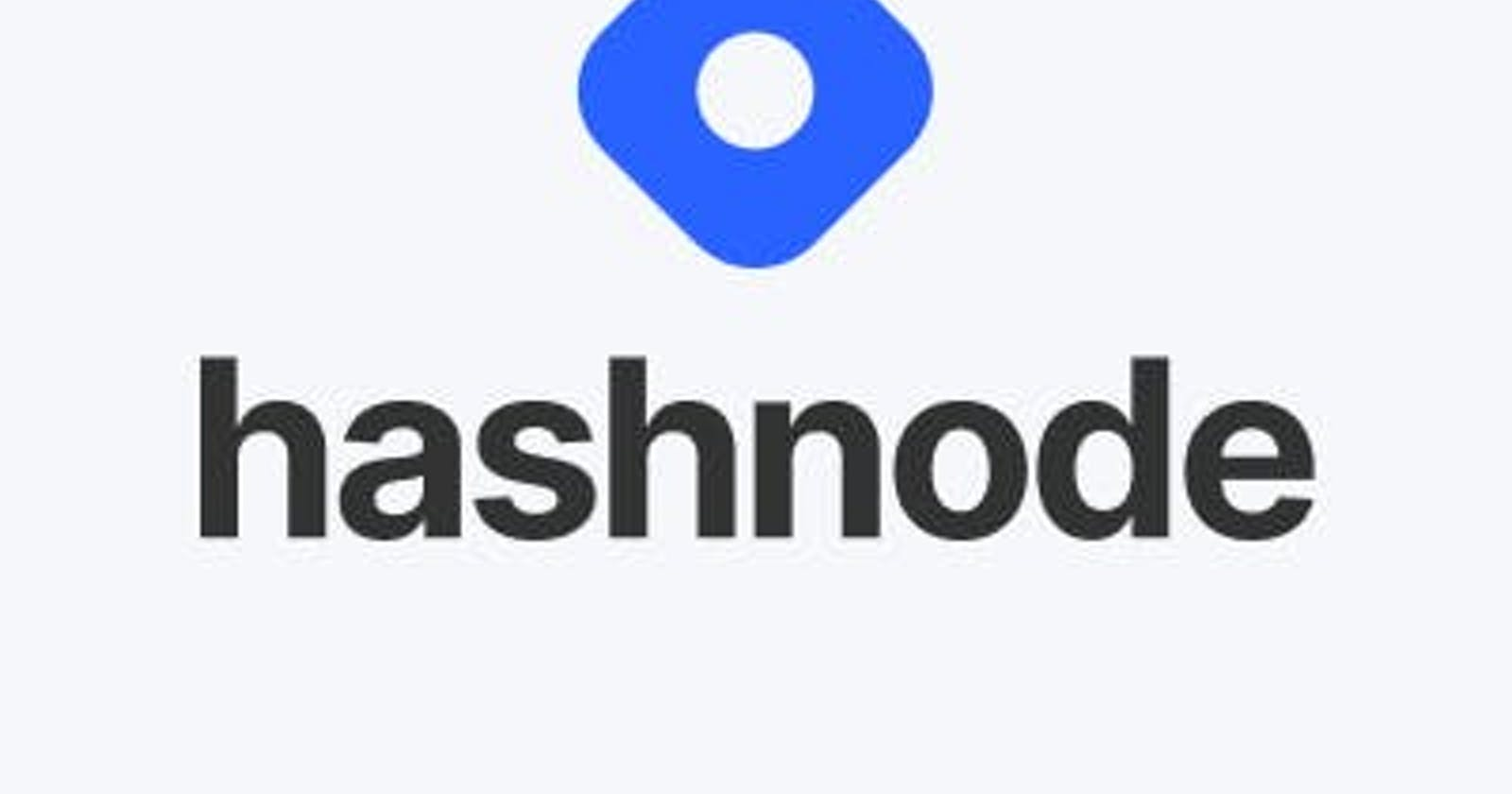 Moving my blog to Hashnode